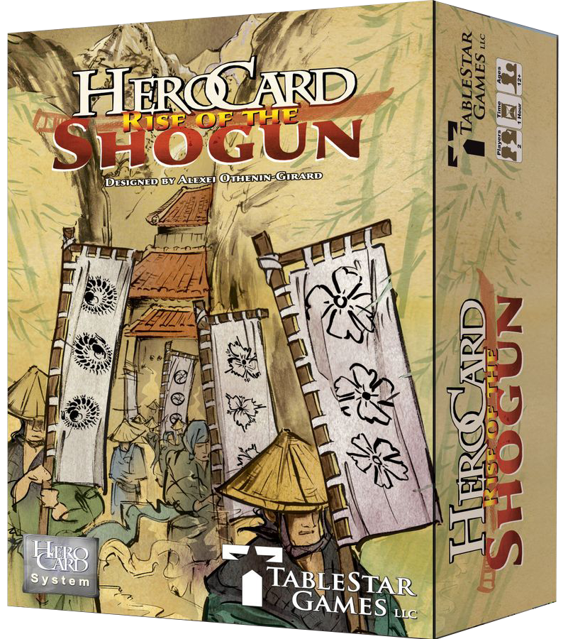 Rise of the Shogun